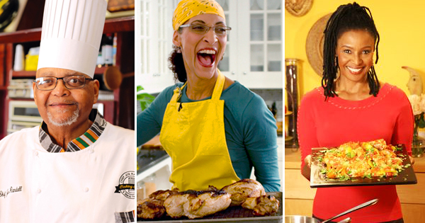 The Most Famous Black Chefs ~ #GameChangers